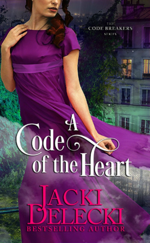 Book Cover: A Code of the Heart