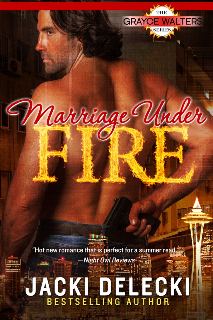 Book Cover: Marriage Under Fire