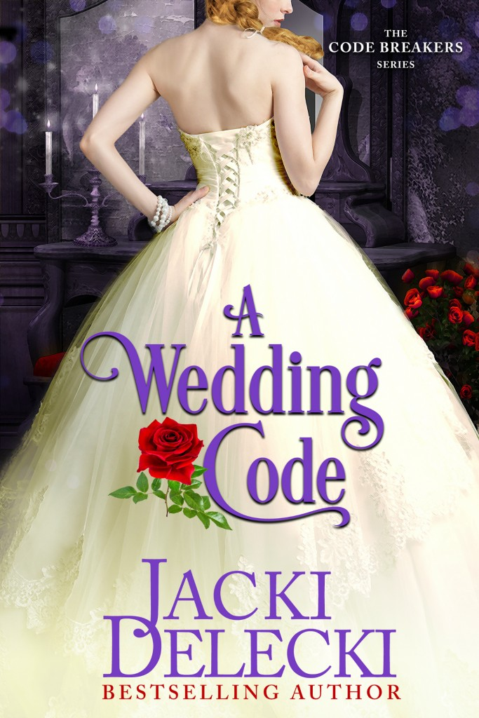 Book Cover: A Wedding Code