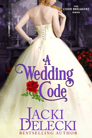 A Wedding Code by Jacki Delecki