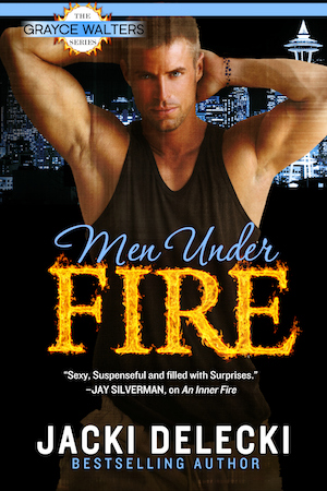 Men Under Fire by Jacki Delecki