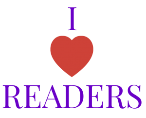 I HEART READERS