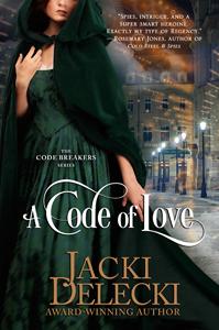 jacki delecki's a code of love