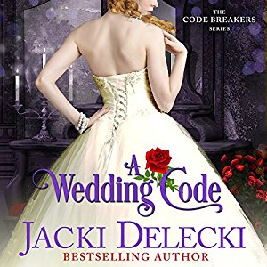A Wedding Code audiobook by Jacki Delecki