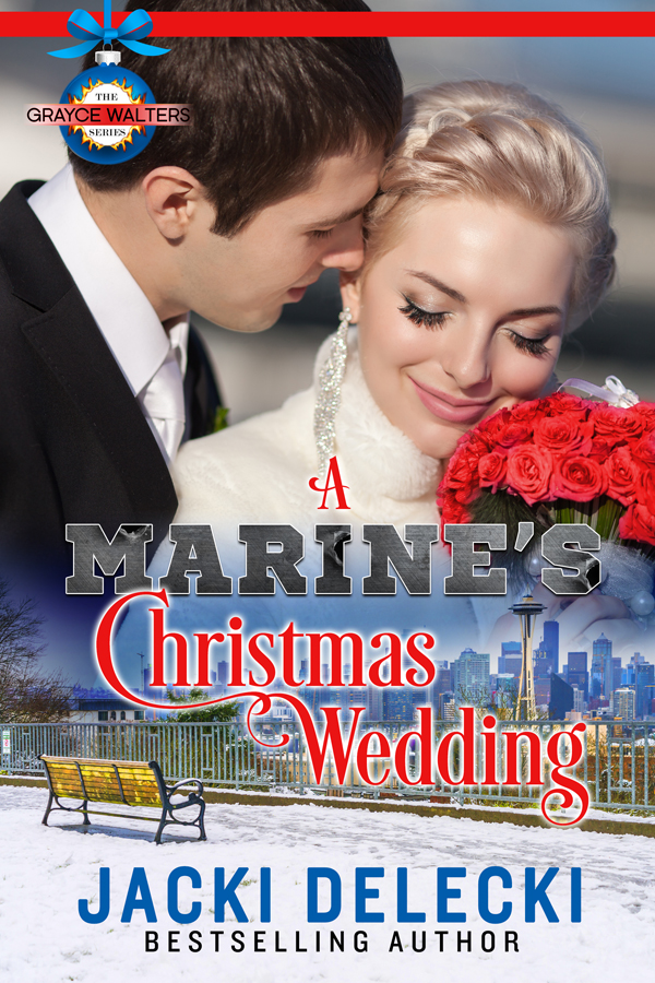 A Marine's Christmas Wedding