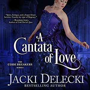 A Cantata of Love audiobook by Jacki Delecki