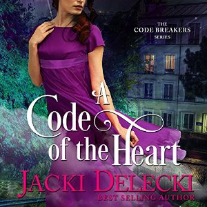 A Code of the Heart audiobook by Jacki Delecki