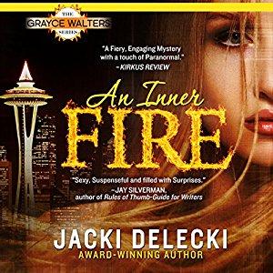 An Inner Fire audiobook by Jacki Delecki