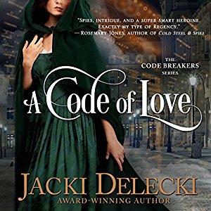 A Code of Love audiobook by Jacki Delecki