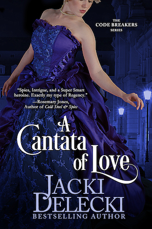A Cantata of Love by Jacki Delecki
